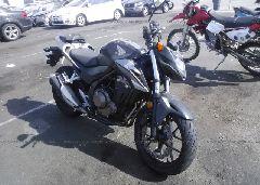 2016 Honda CB500