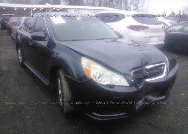 Inventory #678833968 2010 Subaru LEGACY