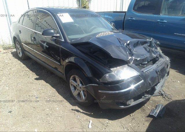 Inventory #961410756 2004 Volkswagen PASSAT