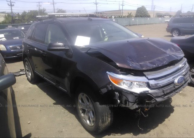 Inventory #300532990 2014 FORD EDGE