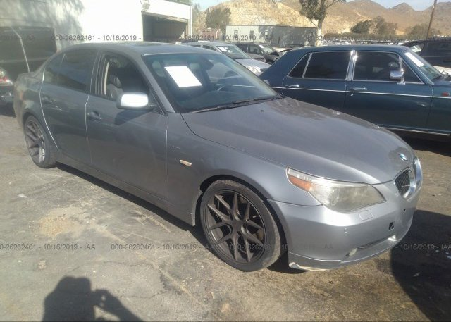 Inventory #346047311 2007 BMW 550