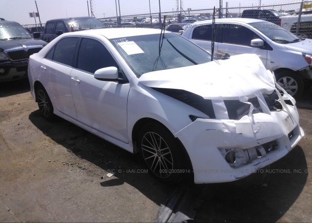 Inventory #810310666 2012 Toyota CAMRY