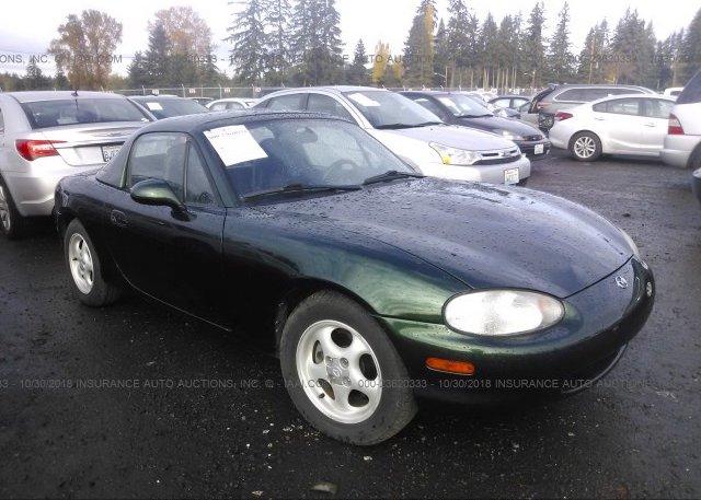 Inventory #353120265 1999 Mazda MX-5 MIATA