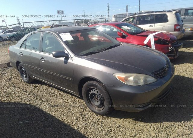 Inventory #121107907 2003 Toyota CAMRY