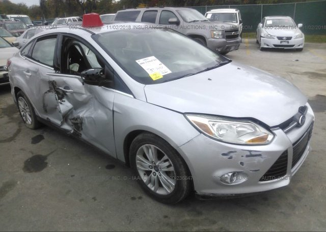 Inventory #357876567 2012 FORD FOCUS