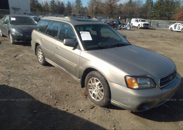 Inventory #868904939 2003 Subaru LEGACY