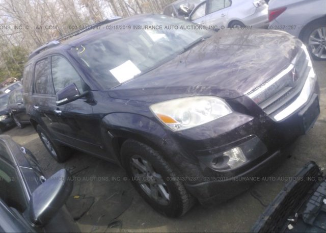 Inventory #709185020 2009 Saturn OUTLOOK