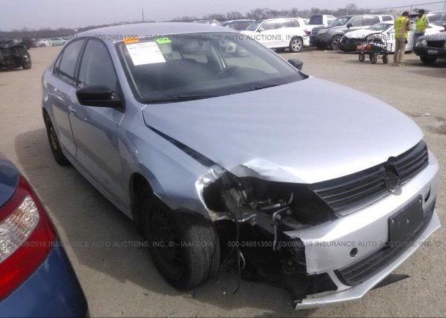 Inventory #369619527 2014 Volkswagen JETTA