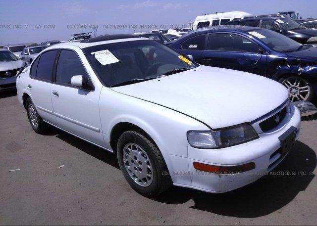 Inventory #133359924 1996 Nissan MAXIMA