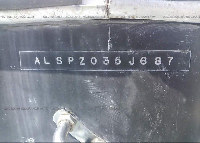 1986 IMPERIAL VC230 23' - ALSPZ035J687