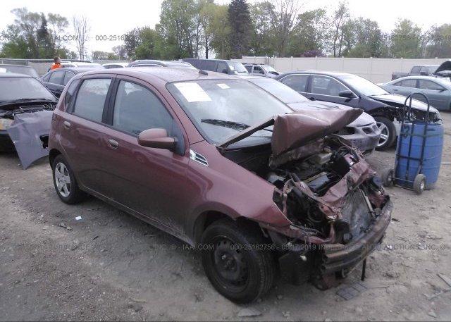 Inventory #388069900 2011 Chevrolet AVEO