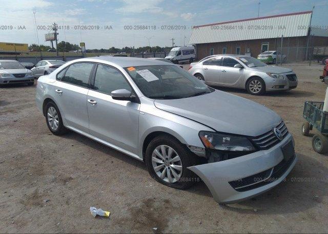 Inventory #522086224 2015 Volkswagen PASSAT
