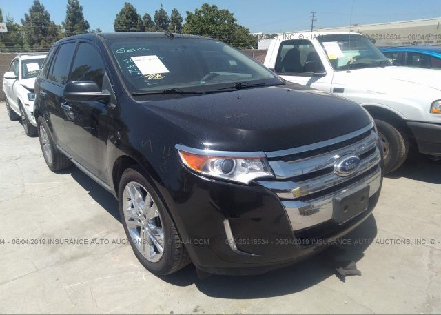Inventory #941537963 2011 FORD EDGE