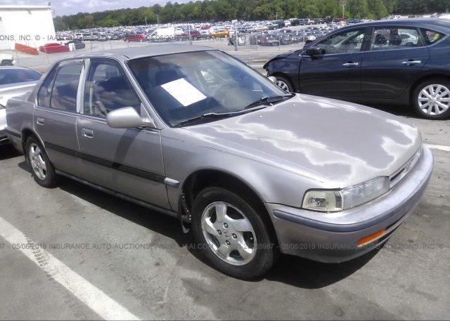 Inventory #733362394 1991 Honda ACCORD