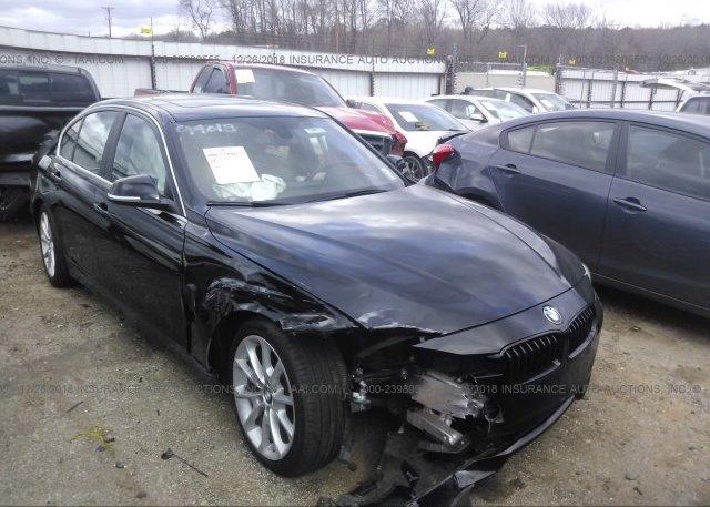 Inventory #345346679 2015 BMW 320