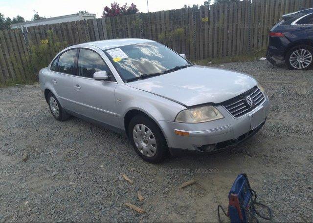 Inventory #416763554 2002 Volkswagen PASSAT