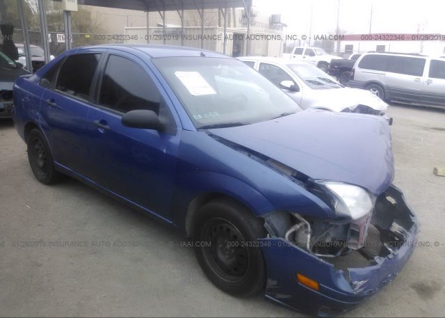Inventory #351296979 2005 FORD FOCUS