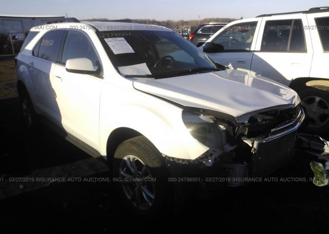 Bidding Ended On 2gnalcek8h6170821 Salvage Chevrolet Equinox At