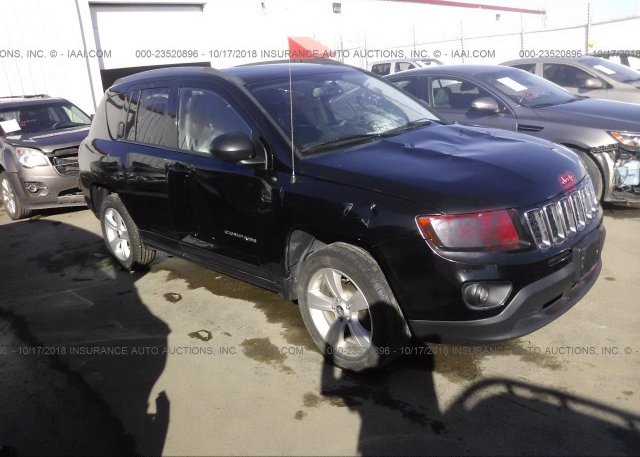Inventory #340014933 2012 JEEP COMPASS