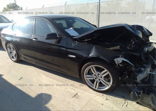 Inventory #747252622 2013 BMW 535
