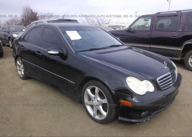 Inventory #504714310 2007 Mercedes-benz C