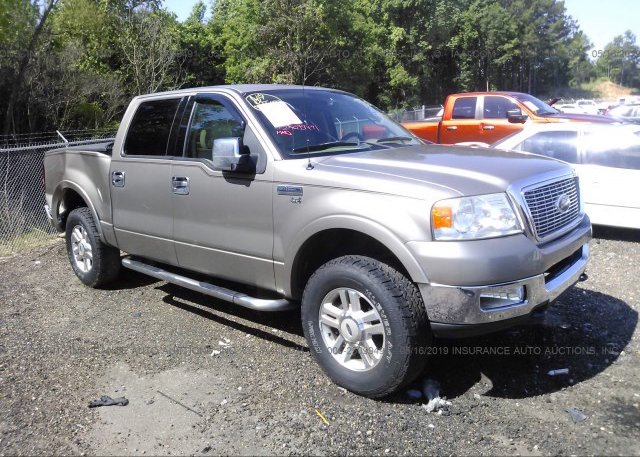 Inventory #861607744 2004 FORD F150