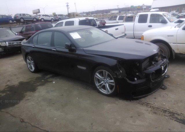 Inventory #929139445 2013 BMW 750