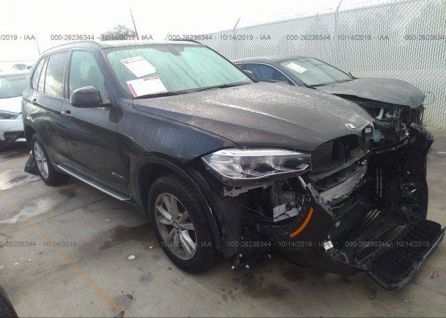 Inventory #588488100 2014 BMW X5