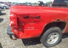 2006 Dodge DAKOTA - 1D7HW22K86S717163 detail view