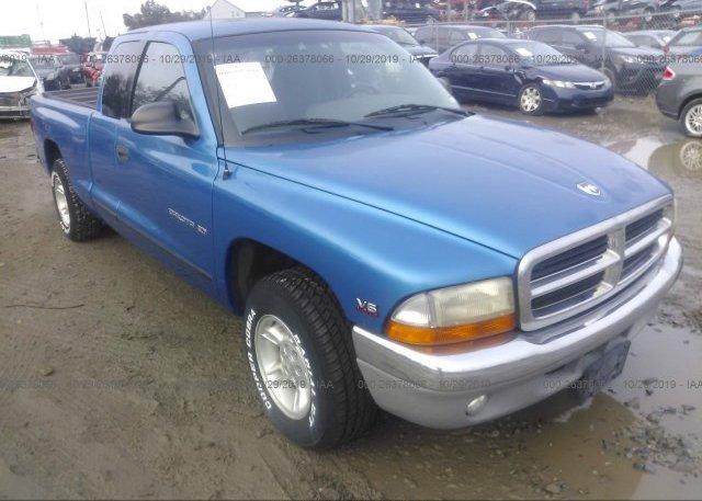 Inventory #316791433 1998 Dodge DAKOTA