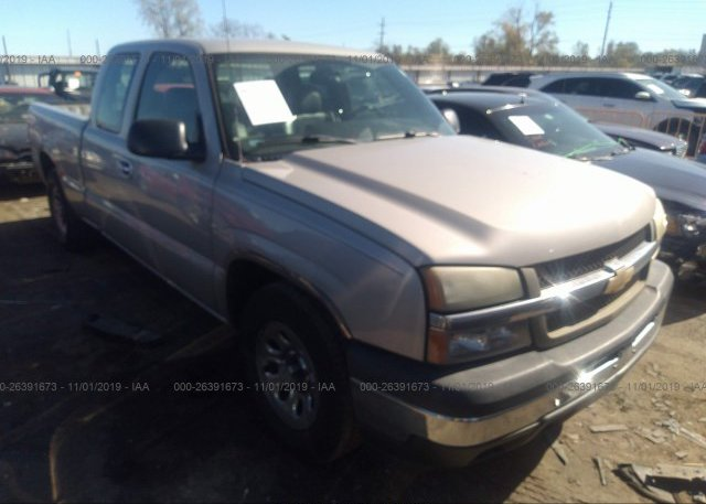 Inventory #542874183 2006 Chevrolet SILVERADO