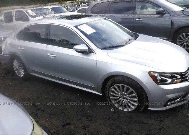 Inventory #187104444 2016 Volkswagen PASSAT