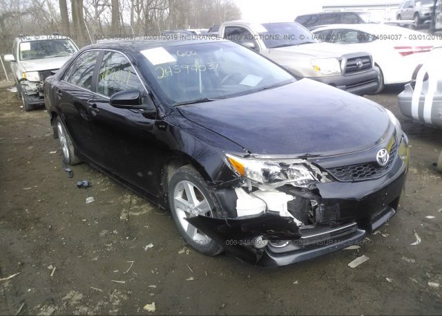Inventory #671135045 2012 Toyota CAMRY