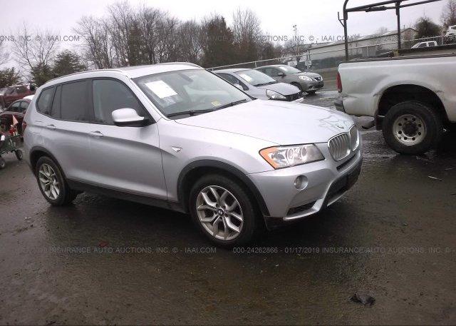 Inventory #484248075 2012 BMW X3