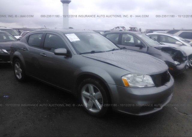 Inventory #622472144 2012 Dodge AVENGER