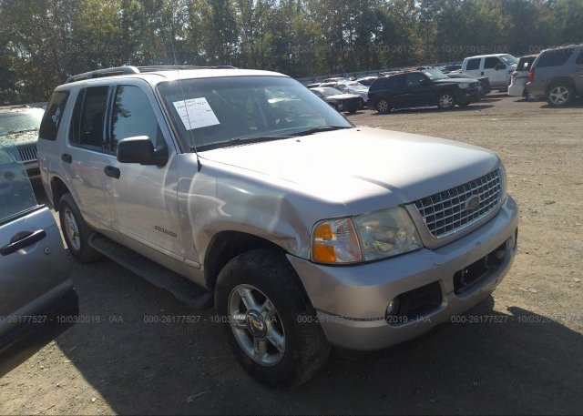 Inventory #963143867 2004 FORD EXPLORER
