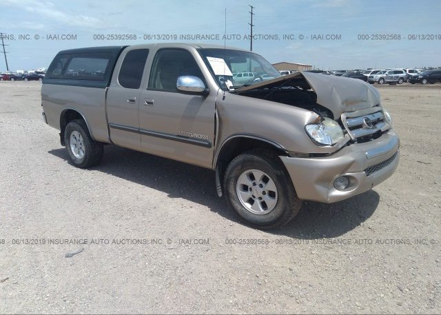 Inventory #629333490 2004 Toyota TUNDRA