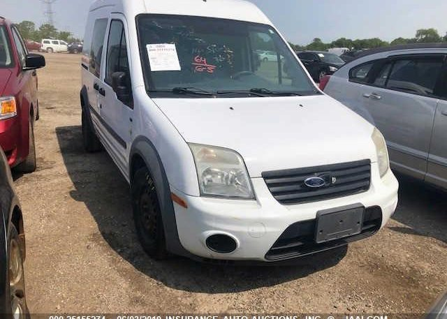 Inventory #923228371 2010 FORD TRANSIT CONNECT
