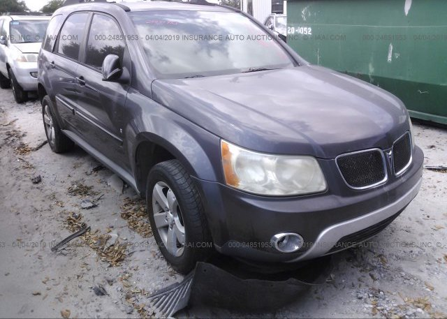 Inventory #434654935 2007 Pontiac TORRENT