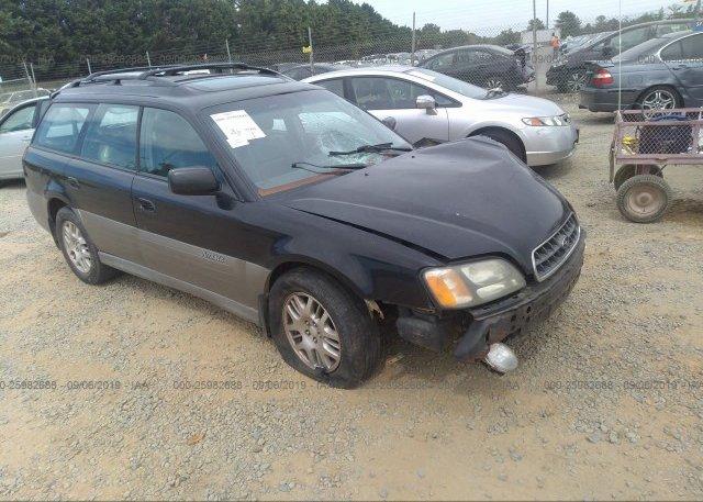 Inventory #340282950 2004 Subaru LEGACY