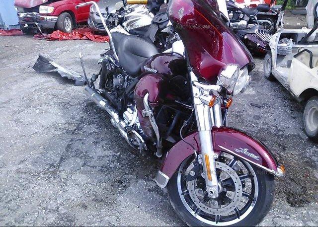 Inventory #644822726 2016 Harley-davidson FLHTK