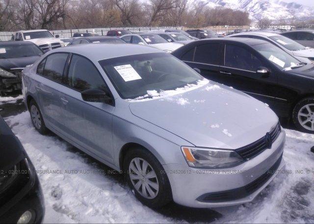 Inventory #188352071 2012 Volkswagen JETTA