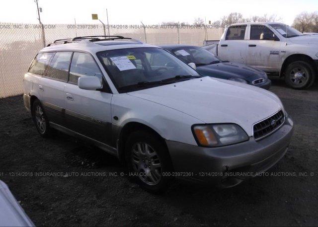 Inventory #966300757 2003 Subaru LEGACY