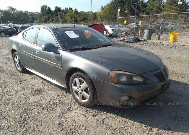 Inventory #458971516 2005 Pontiac GRAND PRIX