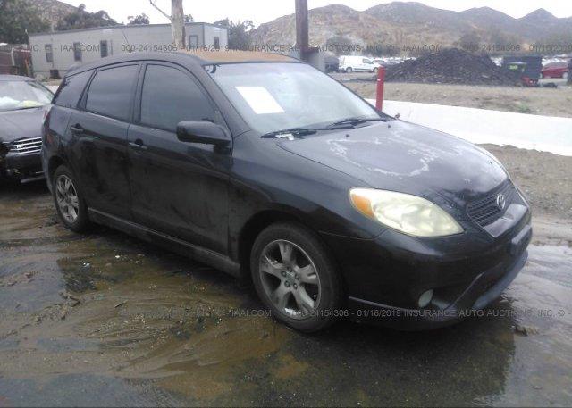 Inventory #768525344 2005 Toyota COROLLA MATRIX