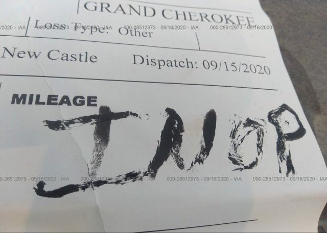 1C4RJFBM0FC675426 2015 JEEP GRAND CHEROKEE