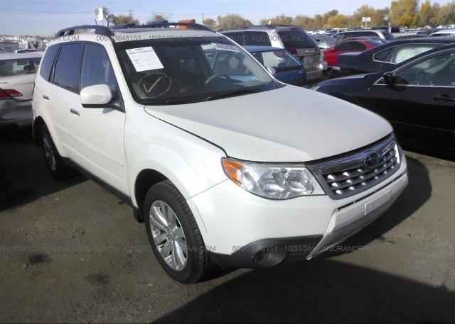 Inventory #898068573 2013 Subaru FORESTER