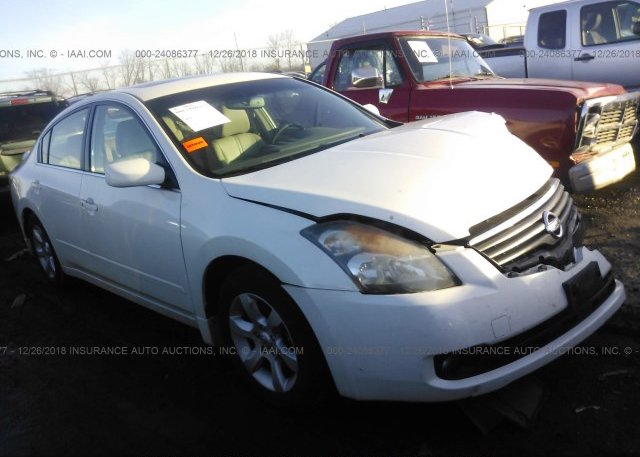 Inventory #974233105 2007 Nissan ALTIMA