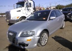 2007 AUDI A3 - WAUNF78P27A110421 Right View