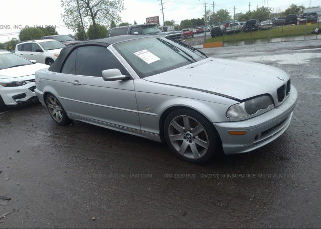 Inventory #714233770 2001 BMW 325